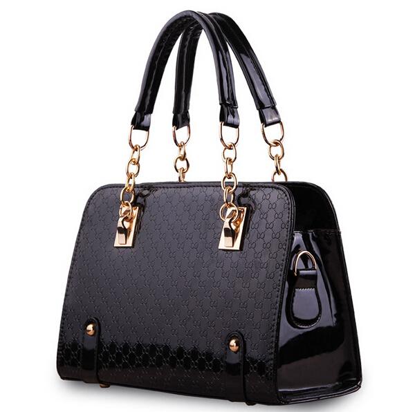 Pochette Women Leather Handbag Sac A Main Bolsas Femininas Couro Lady Single Designer Shoulder Bags Handbags Women Famous Brands(China (Mainland))