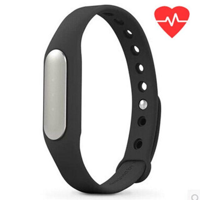 Оригинальный Xiaomi Mi группа 1 S монитор сердечного ритма bluetooth-смарт браслет Miband браслет для android-iphone шагомер фитнес трекер
