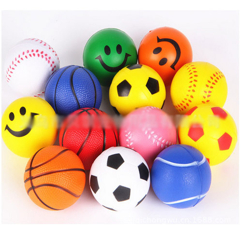 Wholesale 3pcs/lot New diameter 6cm Pet Toy Elastic Ball Dog Puppy Toys Ball Dogs Cute Solid Rubber high quality(China (Mainland))