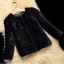 Genuine Mink Fur Coat Short Design Slim Waisted Real Fur Jacket Mink Outwear Free DHL/EMS New Arrival Quality Luxury BF-C0246(China (Mainland))