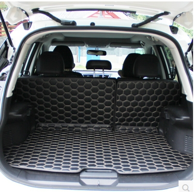 Good quality! Special car trunk mats Nissan X-trail 2015 waterproof durable leather carpets X TRAIL 2014, - Mary Auto Accessories shop store