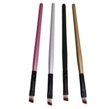 Newly Design 1pc Eyebrow Pencil Brush Eyelashes Eyes Cosmetic Makeup Brushes Tools Aug12