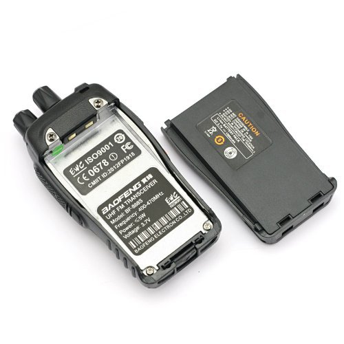 Walkie Talkie Two Way Radio BAOFENG BF-888s Transceiver Handheld Interphone Free Express 10pcs/lot