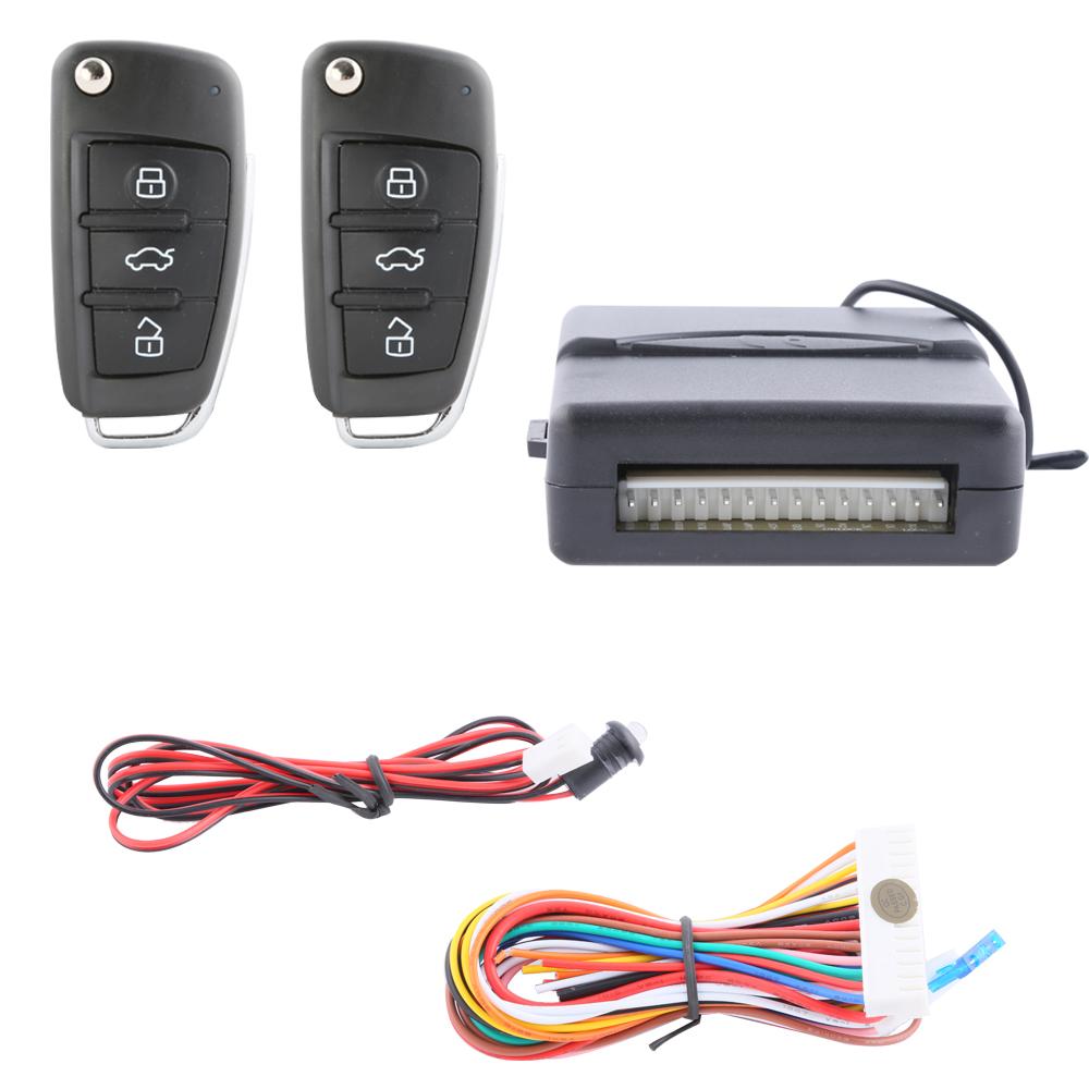 quality car keyless entry system with auto lock unlock
