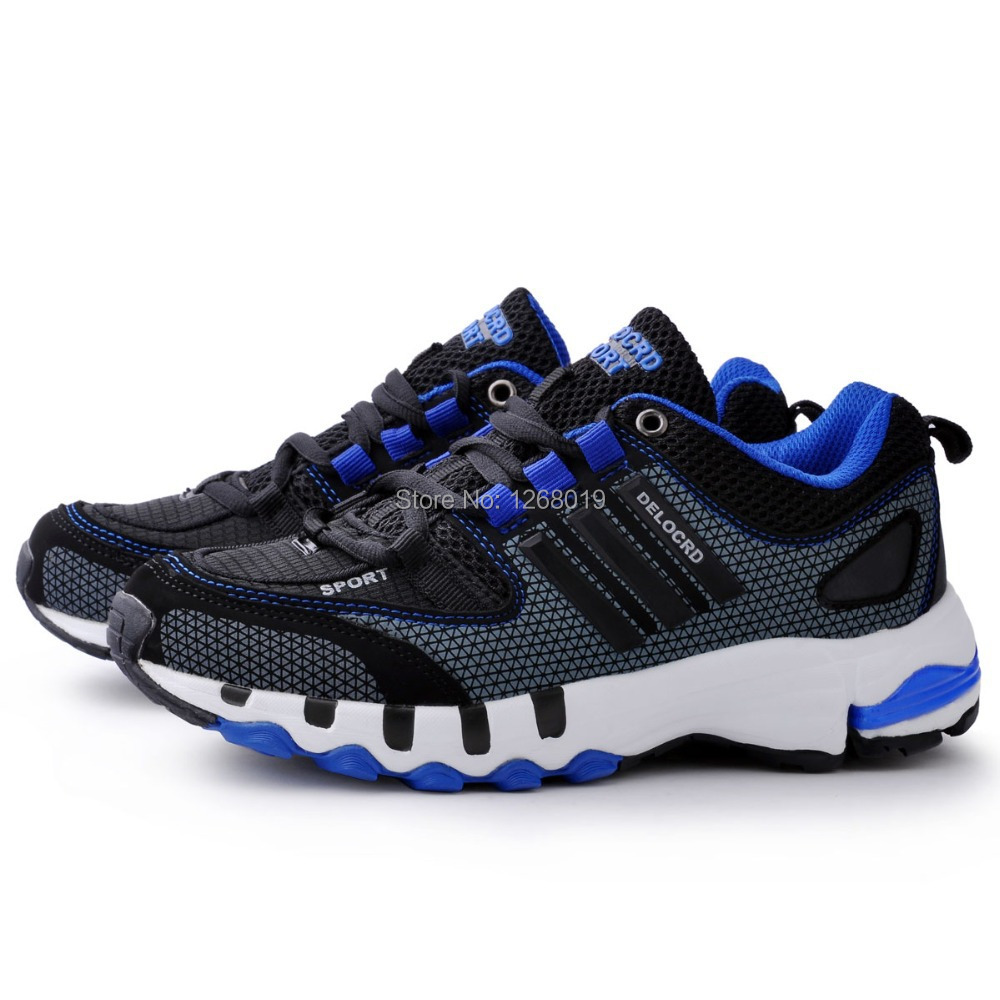 Big Size 40-48 New 2014 All Season Men's Running Shoes lace-up Rubber Breathable DMX Sport Shoes Basketball Shoes Zapatos Hombre(China (Mainland))