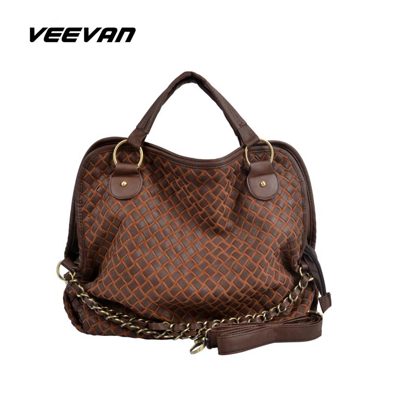 VN 2016 new handbags women handbag tote bag brand women shoulder crossbody bags leather bag fashion women messenger bags(China (Mainland))