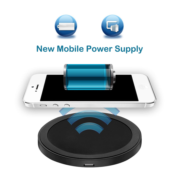 Qi Wireless Charger Charging Pad for iPhone 5 6 6Plus, For Samsung Note Galaxy S6 Edge, For HTC, For LG(China (Mainland))