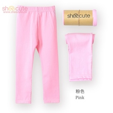 girl pants new arrive Candy color girls leggings Toddler classic Leggings 2 13Y children trousers baby
