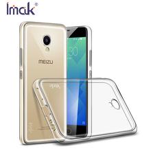 Buy Original Imak Meizu M5 Case Cover Soft TPU Silicone Ultra Slim Phone Case Meizu M5 Transparent Clear Back Cover for $3.25 in AliExpress store