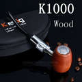 Electronic Cigarette China E pipe Wooden Style Mod Vaporizer Mod Electronic Hookah Kamry K1000 Kit