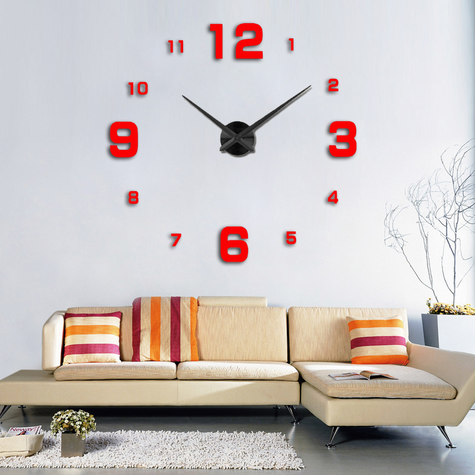 2016-free-shipping-new-real-metal-3d-diy-acrylic-mirror-wall-clock-watch-clocks-home-decoration