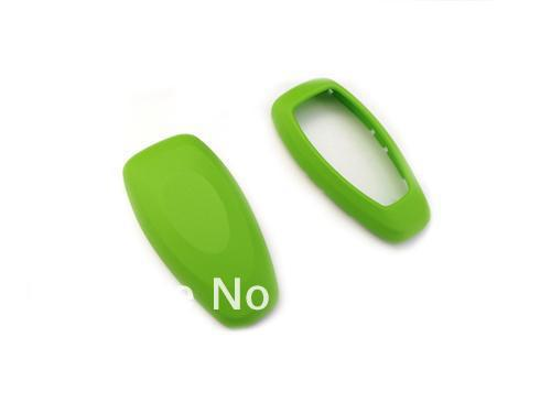 Green Color Keyless Remote Key Protection Case For Ford Focus 2011 Up(China (Mainland))