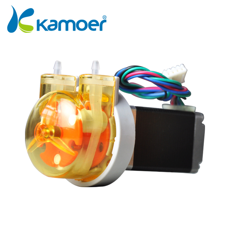 Kamoer KAS seriser peristaltic water pump with stepper motor(China (Mainland))
