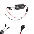 1X Car Auto Automobile CCFL Inverter for CCFL Angel Eyes Light Halo Ring Spare Ballast Case