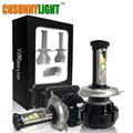 CNSUNNYLIGHT Super Bright Car LED Headlight Kit H4 H13 9007 Hi Lo H7 H11 9005 9006