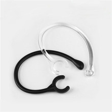 HL 6pc Ear Hook Loop Clip Replacement Bluetooth Repair Parts One size fits most 6mm Mar15(China (Mainland))