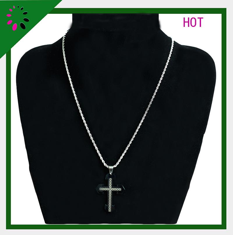 2015 new christian cross pendant necklace(China (Mainland))