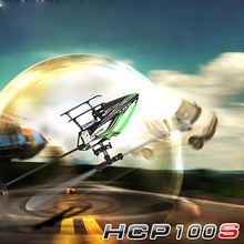 Original HISKY HCP100S Main Motor and Tail motor are brushless motor 3D 6CH RC Helicopter BNF or RTF(China (Mainland))