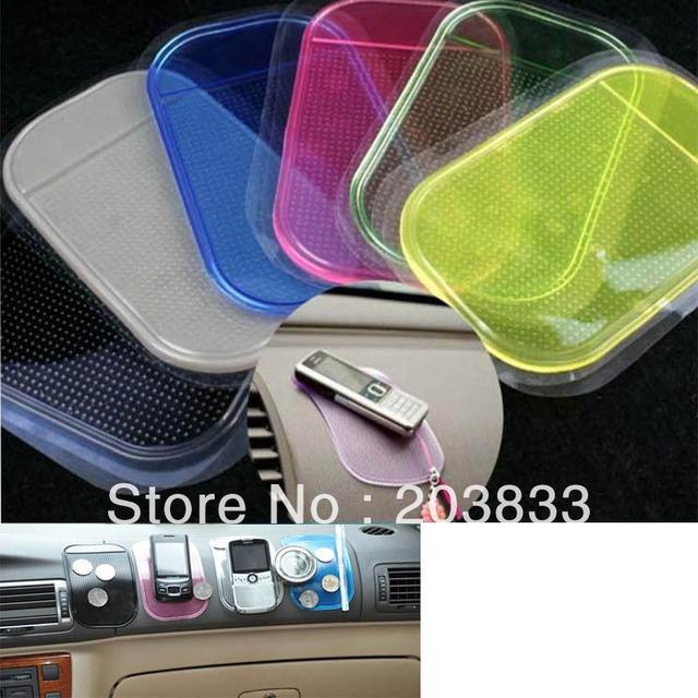 Free Shipping Car Dashboard Sticky Pad Magic Anti-Slip Non-slip Mat NEW