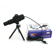 1 Set 70x Zooming Long Distance USB HD Digital Telescope 2.0 MP House Surveillance Video Monitor Camera System 13 languages(China (Mainland))