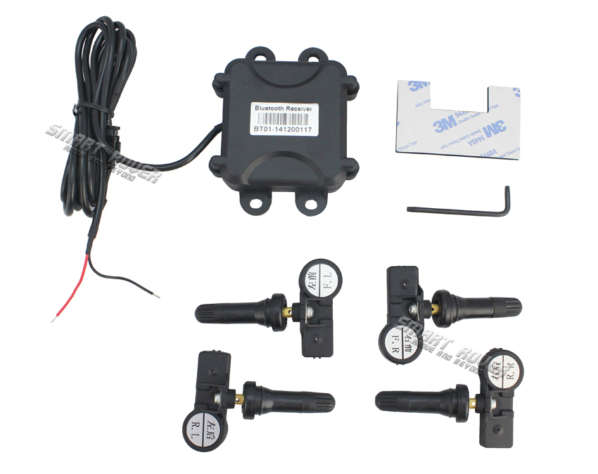 Wireless-Tire-Pressure-Monitoring-System