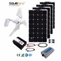 Boguang 1x 400W 400W Solar Wind Hybrid solar system DIY kit solar panel home house module