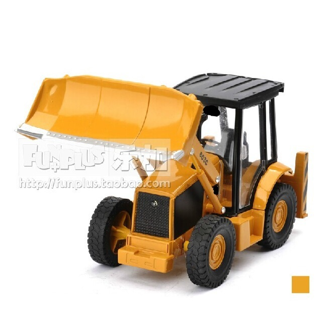 High Simulation Collection Model Toys Car Styling Caterpillar Wheel Bulldozer Truck Model 1:48 Alloy Truck Model Excellent Gifts(China (Mainland))