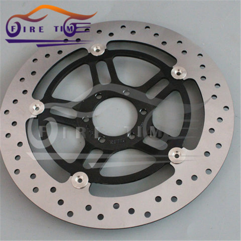 new brand   2 pieces  motorcycle  Front Brake Discs Rotor  for  Honda Hornet 250 CB250 1996 1997 1998 1999 2000 2001