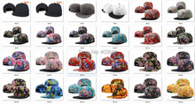 2015 new arrive snapbacks wholesale retail hats blank flower hats custom caps for women and men (China (Mainland))