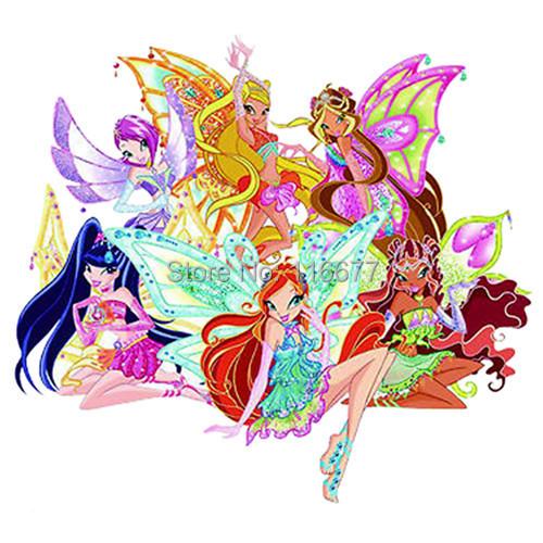 10pcs WINX club Bloom Stella Musa Flora Tecna Layla Fairy ...