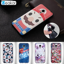Relief Painted Pattern Soft Silicon 5.5for Meizu Mx5 Case For Meizu Mx5 Mx 5 Cell Phone Back Cover Case
