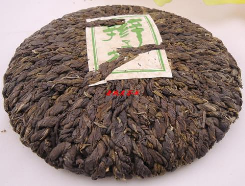 2011 year 357g Chinese raw puerh tea puer tuocha cake health care yunnan pu er lose weight products - Toplife Co.,Ltd. store