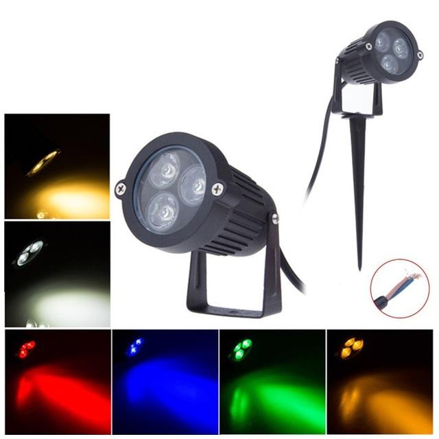Popular 110v outdoor landscape lighting buy cheap 110v - Spot led ip65 12v ...