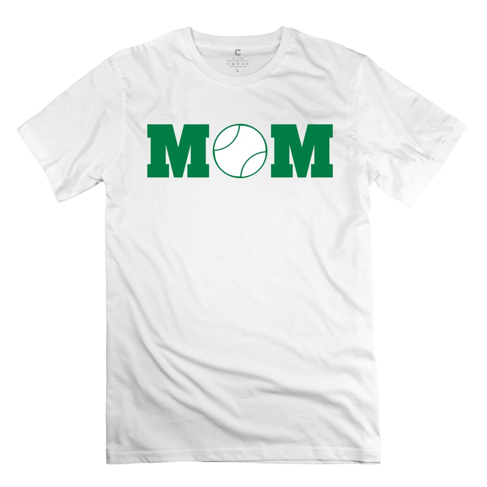 2015 new men 39 s t shirt slogan shirt baseball mom 100 Designer baseball shirts