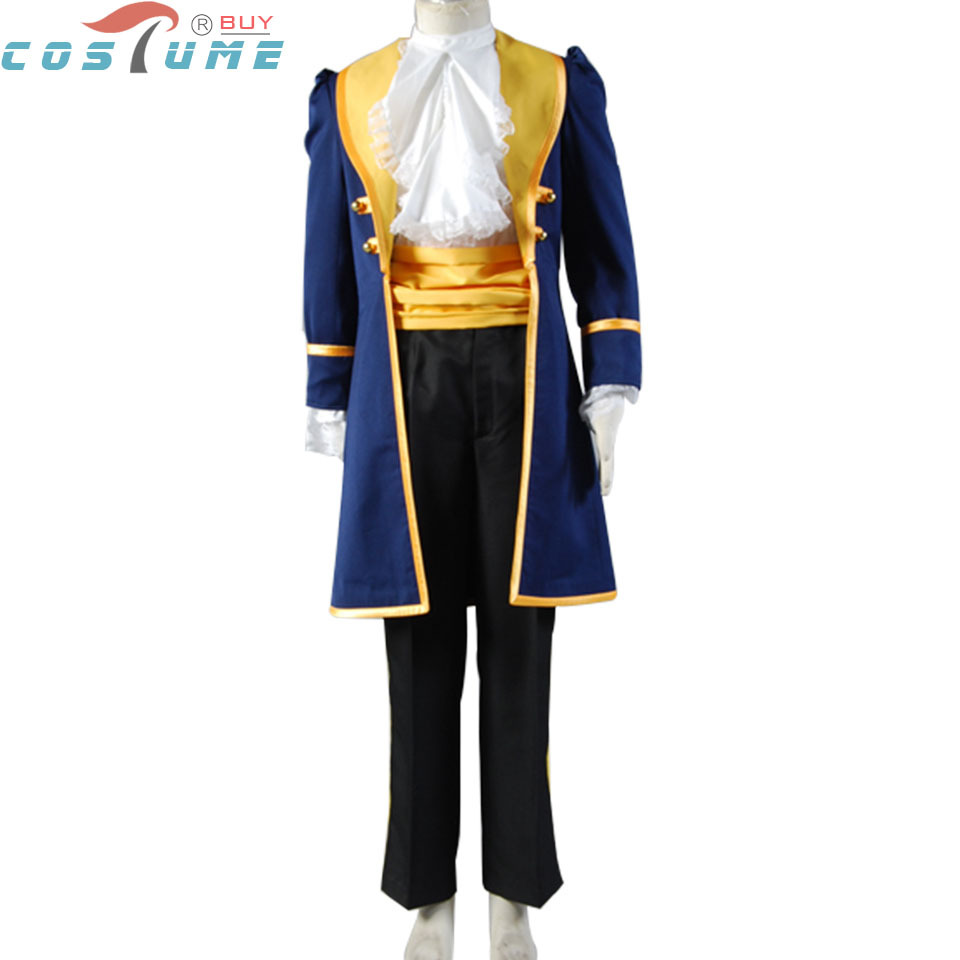 Beauty and the Beast Adult Costumes Prince Adam Cosplay Одежда и ак�е��уары<br><br><br>Aliexpress