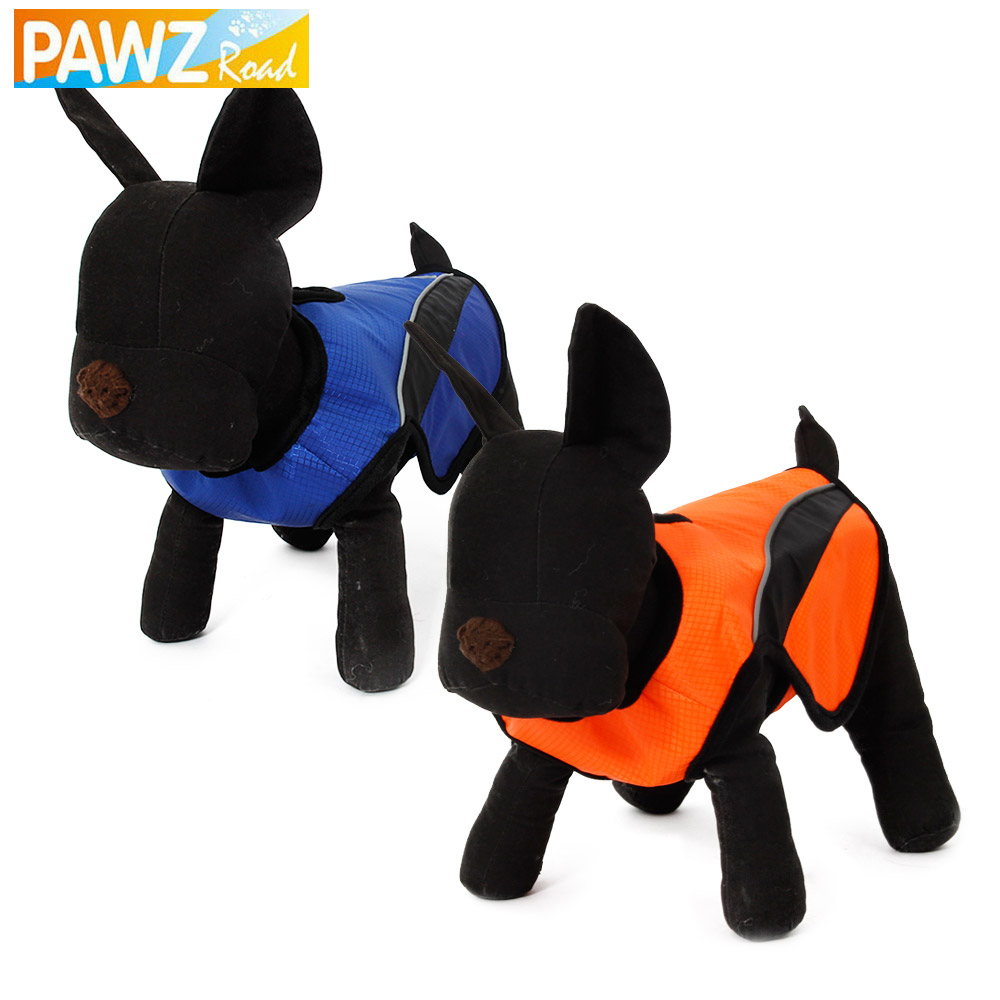 Free Shipping Pet Dog Clothes Vest Outdoor Apparel Dog Clothing Vest Coat For Dog Cat Pet Costume Dog Jacket S-XL 2 Colors(China (Mainland))