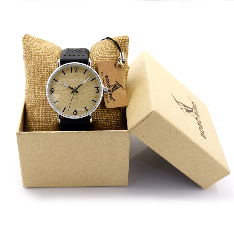 wood bamboo watches