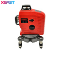 Fast delivery to Russia XEAST XE 65D 12Line 3D laser level 360 Vertical And Horizontal 3D