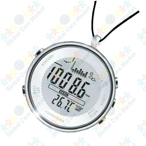 Digital fishing barometer and compass for outdoor for Barometer and fishing