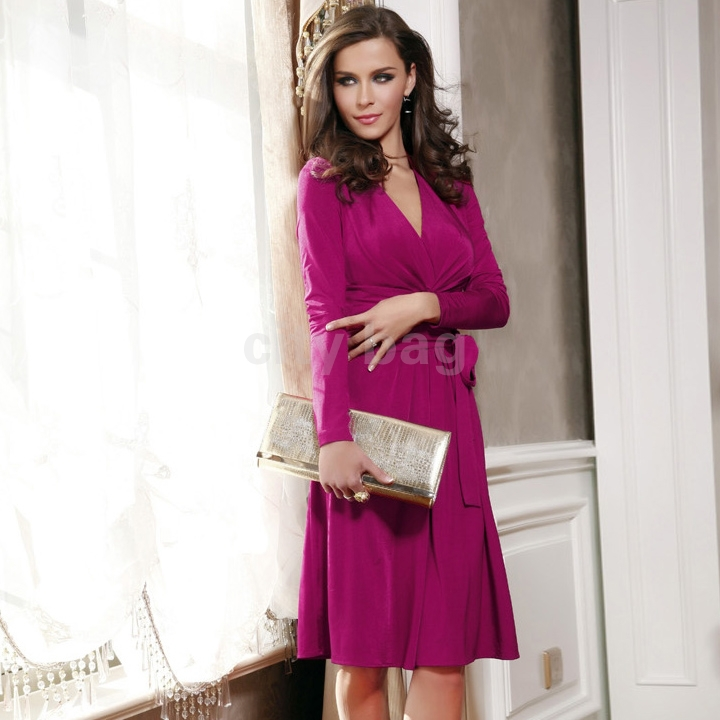 Long Sleeve Long Party Dresses Dresses Casual Long Sleeve