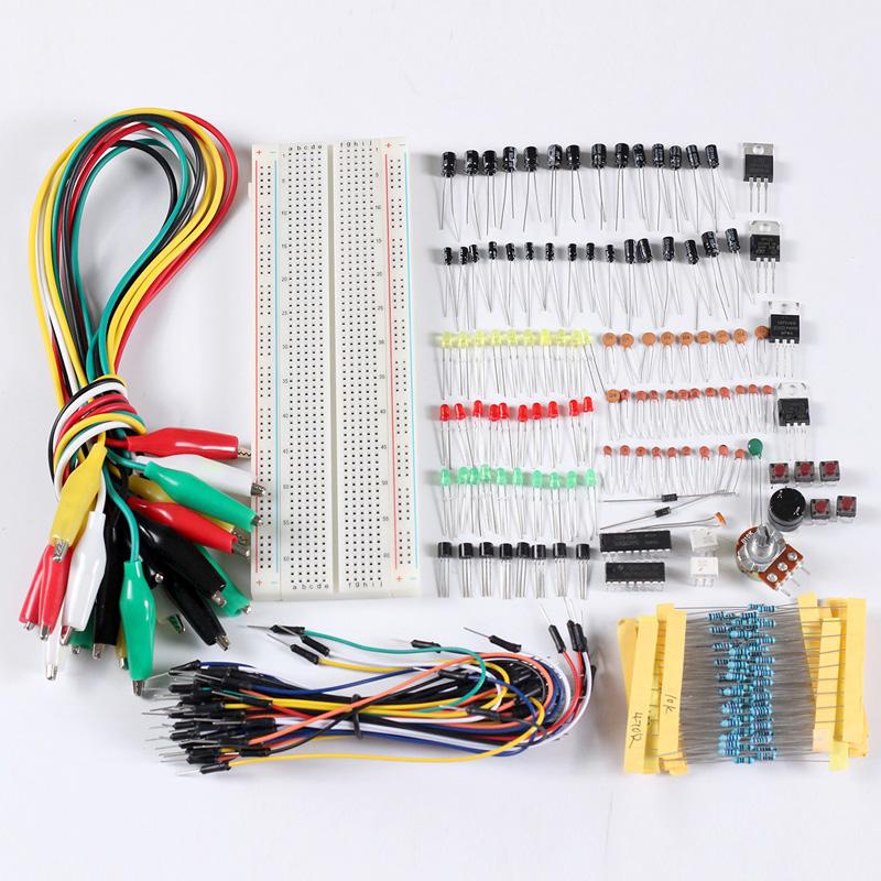 Basic element package set workshop kit component