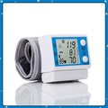 Portable Automatic Digital LCD Display Wrist Blood Pressure Monitor JZK 001 Tester Heart Rate Beat Meter