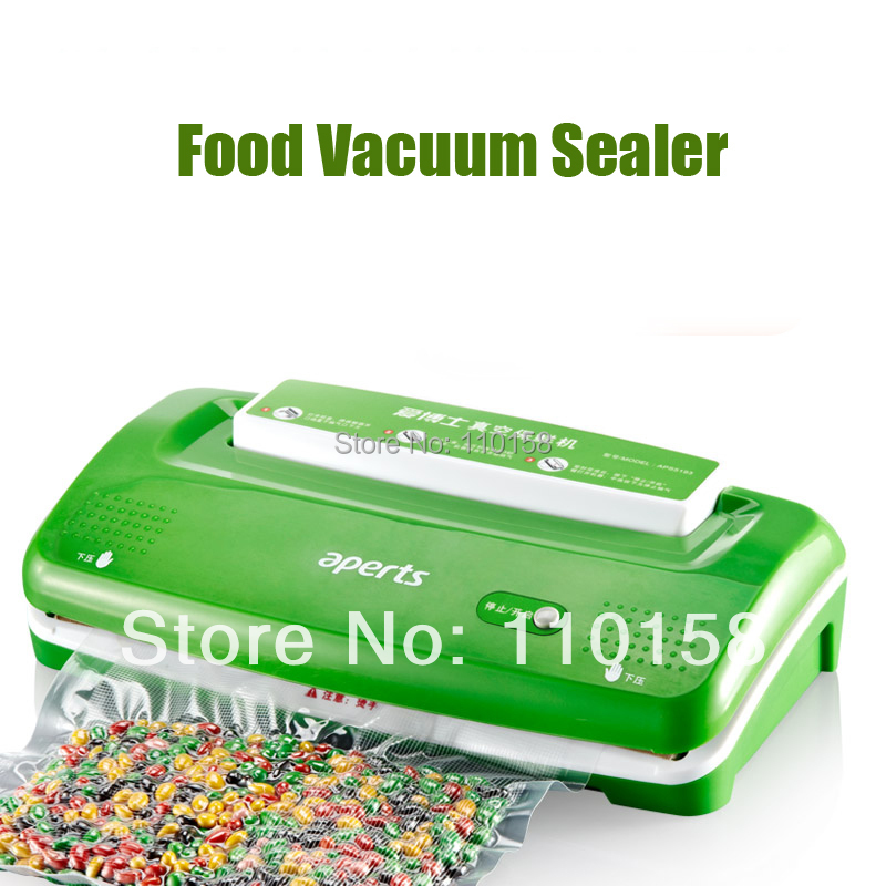 Aperts VS1000 Household Food Vacuum Sealer +High quality Fresh Keeping Machine