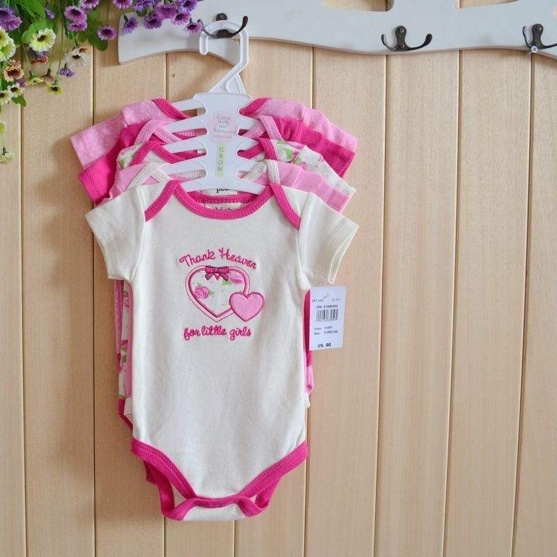 Aliexpress Buy 5pcs lot Baby Bodysuits Carters