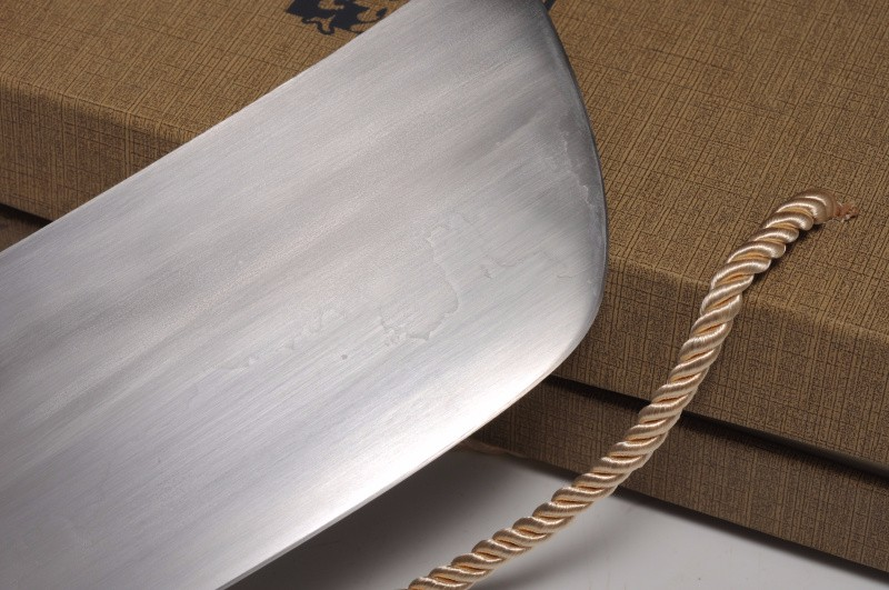 Buy New Stainless Steel Knife High Quality  Mahogany Handle Sharp Chef Kit Kitchen Knives cheap