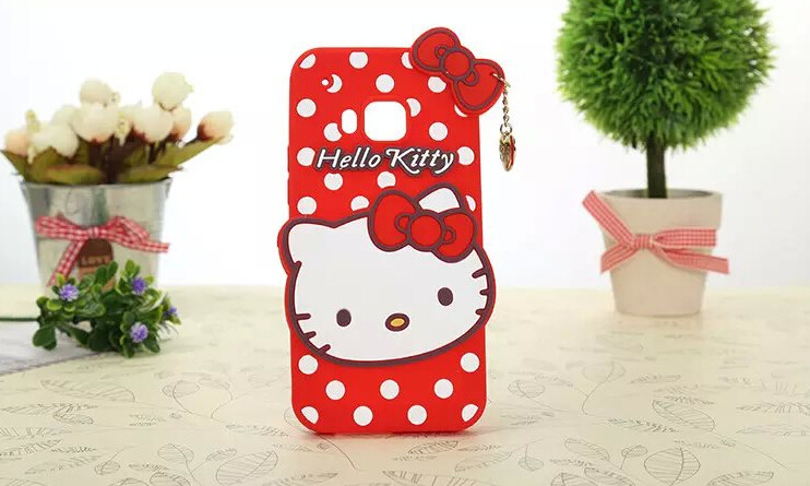 For LG G Pro Lite Case Cover Silicone Hello Kitty Soft Mobile Phone Cases For LG D686 D685 D684 D680(China (Mainland))
