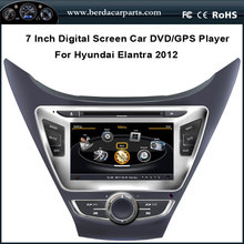 Car DVD Player For Hyundai Elantra III 3 Avante 2011 With GPS Radio Bluetooth Free Map (TV option)