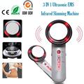 3 IN 1 Ultrasound Infrared EMS Microcurrent Skin Cell Stimulation Belly Arm Leg Fat Burner Weight