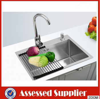 680*460*220mm Multifunction Kitchen Sink/Stainless Steel Sink Bowl / Faucet - SweetSweetHome store