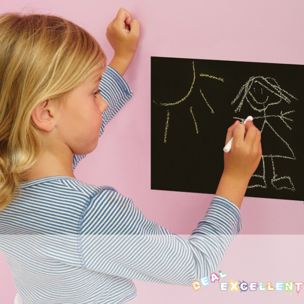 60cm*210cm Chalkboard Wall Sticker, vinyl removable DIY self adhesive Blackboard wall art decal sticker